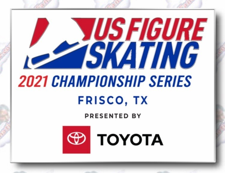 2021 USFS Toyota Championship Series Frisco Collector Pin
