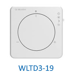 OJ Electronics WLTD3-19 Waterline / Microline Dial Room Thermostat Underfloor Heating 5v Rehau