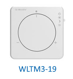 OJ Electronics WLTM3-19 Waterline / Microline Dial Room Thermostat Underfloor Heating 5v Rehau