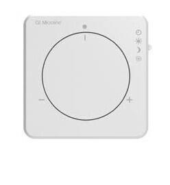 OJ Electronics WLTD3-19 Waterline / Microline Dial Room Thermostat Underfloor Heating 5v Rehau