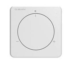 OJ Electronics WLTA3-19 Waterline / Microline Dial Room Thermostat Underfloor Heating 5v Rehau