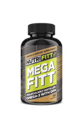 MEGA FITT Omega 3 Fish Oil