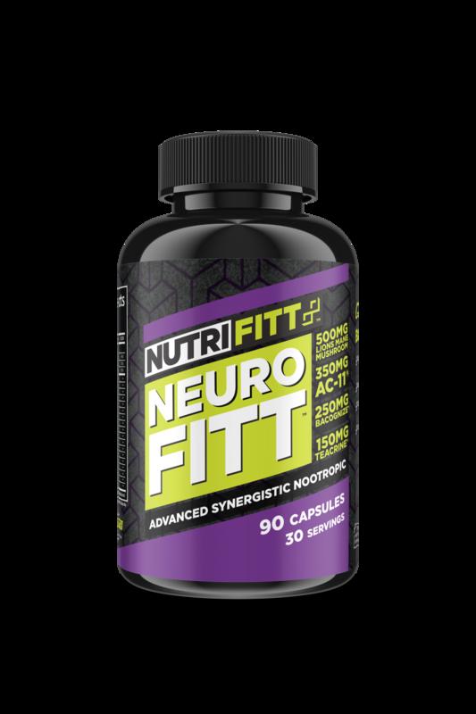 NEURO FITT Advanced Synergistic Nootropic