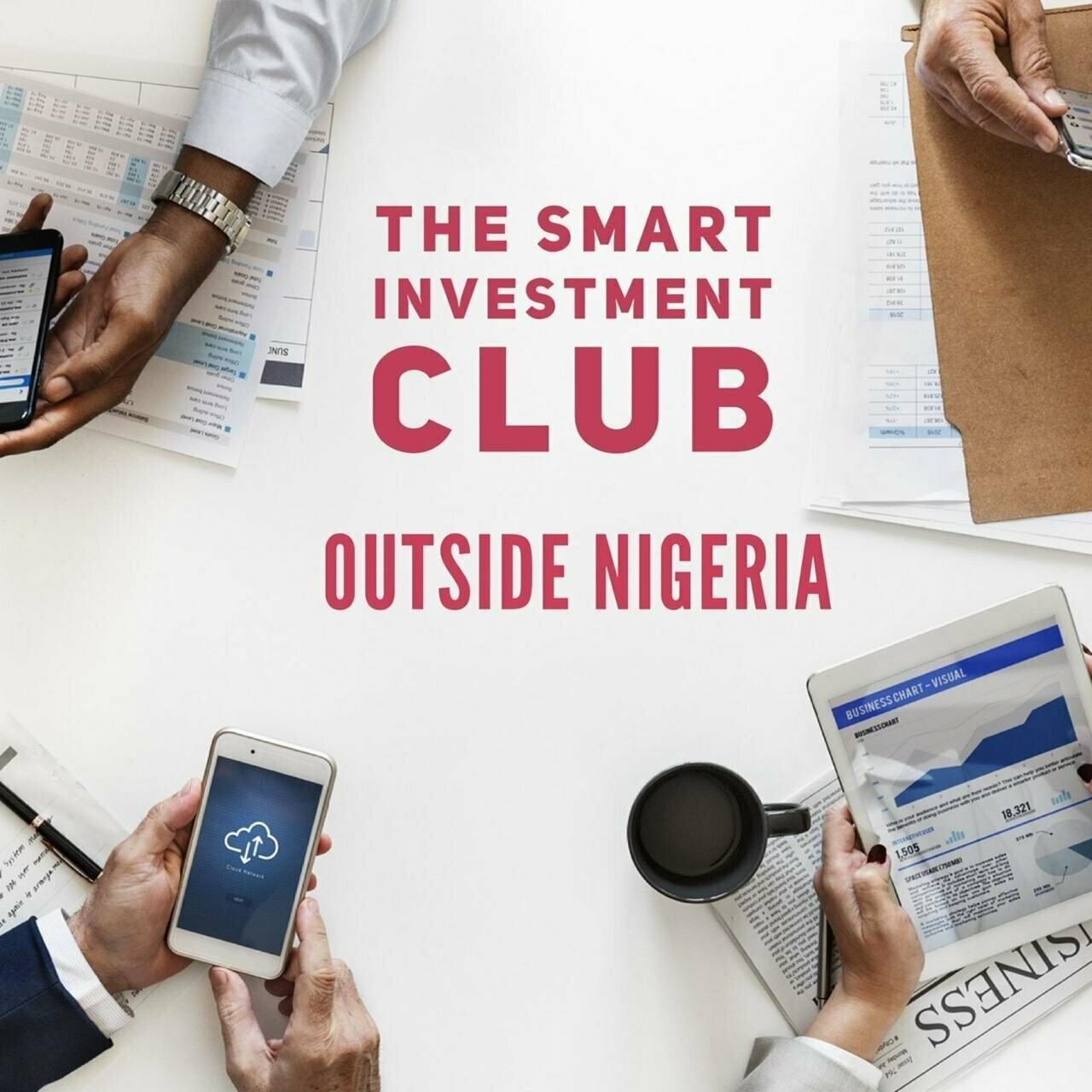 Annual Subscription of The Smart Investment Club (Outside Nigeria)