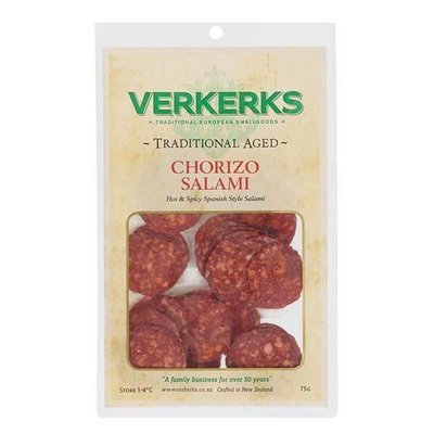 Traditional Aged Chorizo Salami 75gm