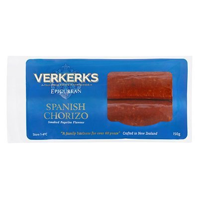 Epicurean Spanish Chorizo 150gm