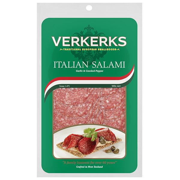 Italian Salami 100gm