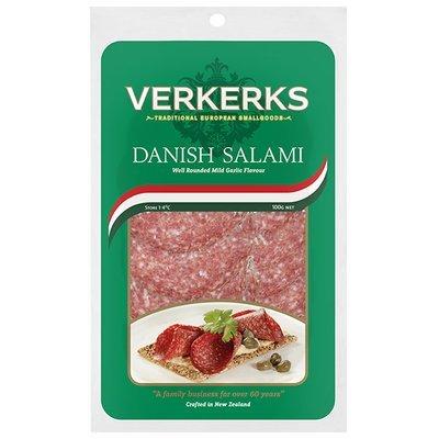 Danish Salami 100gm