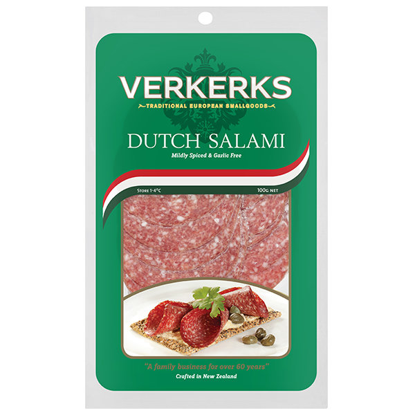 Dutch Salami 100gm