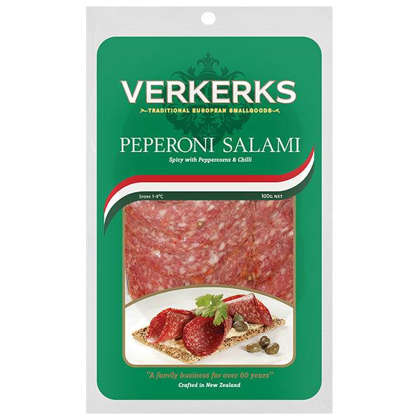 Peperoni Salami 100gm