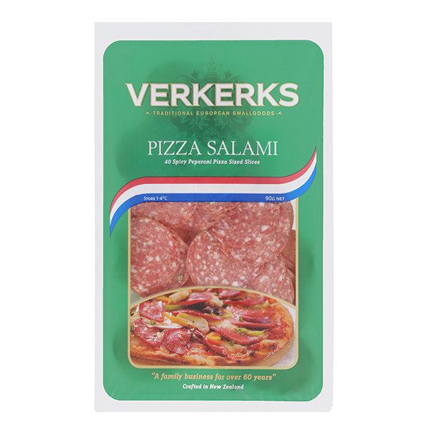 Pizza Salami 90gm