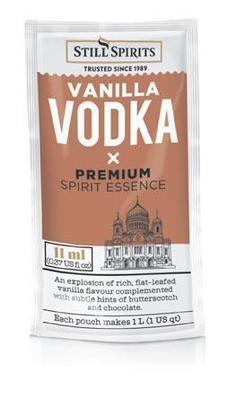 Still Spirits Vanilla Vodka 1L Sachet