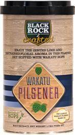 Black Rock Wakatu Pilsner