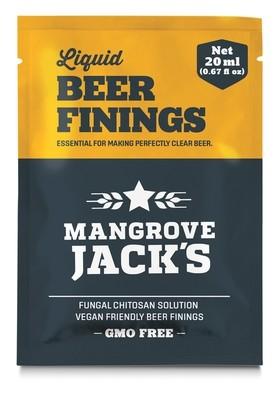 Mangrove Jack's liquid beer Finings 20ml