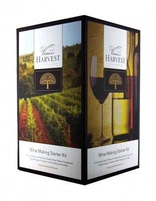 Vintner's Harvest Home Winery Starter kit