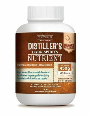 Distiller's Nutrient Dark Spirits 450g