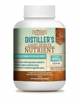 Distiller's Nutrient Light Spirits 450g