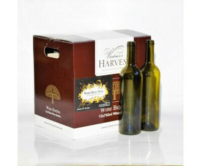 Vintners Harvest Wine Bottles 750ml x 12