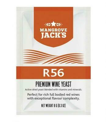 R56 RED WINE YEAST