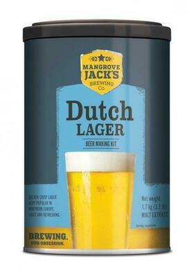 Mangrove Jack's International Dutch Lager 1.7kg
