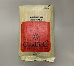 Gladfield American Ale Malt 25kg Sack