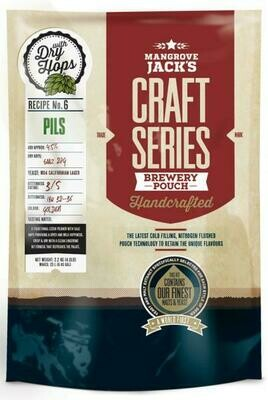 Craft Series Pils with dry hops - 2.5kg