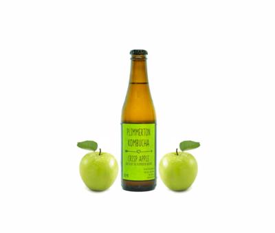 Crisp Apple Kombucha 12 pack
