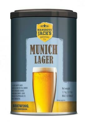 Mangrove Jack's International Munich Lager