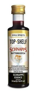 Butterscotch Schnapps