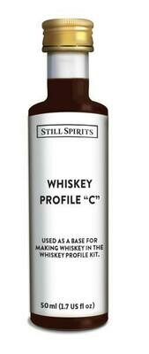 """SS Profiles Whiskey Flavouring """"C"""""""