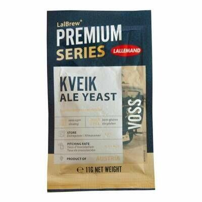 KVEIK Ale yeast -  Lallemand yeast - Voss