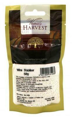 Wine Stabiliser (Potassium Sorbate)