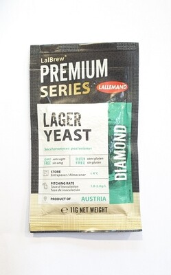 Diamond lager Lallemand yeast