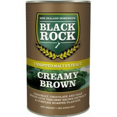 Black Rock Unhopped Creamy Brown 1.7kg