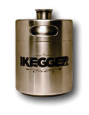 """2L IKEGGER  MINI KEG  ( THE """"HUMMER"""")"""