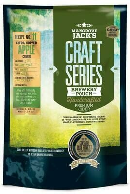 Mangrove Jack's Craft Series Hopped Apple Cider Pouch - 2.4kg