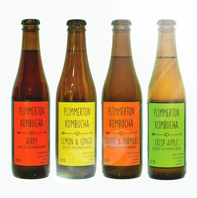 Custom mixed box Kombucha 6 pack