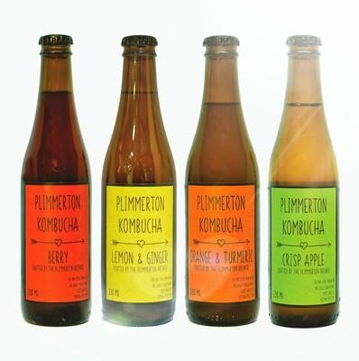 Custom Mixed box Kombucha 12 pack
