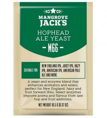 M66 Hophead Ale Yeast - 10.5g