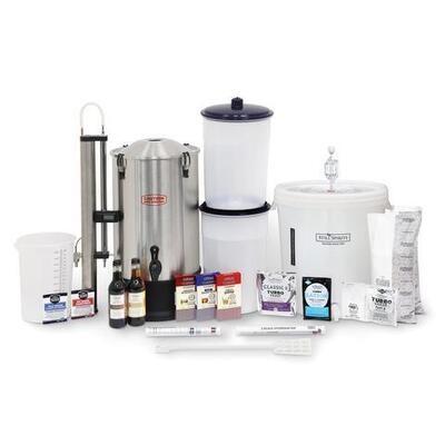 T500 Complete distillery kit  (copper condenser)