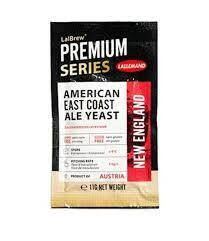 New England - American East coast -  Lallemand yeast