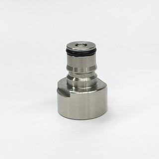 Ball Lock Post for Keg Coupler - GAS