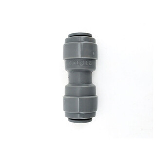 Duotight - 8mm Push-Fit Joiner