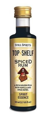 Still Spirits Top Shelf Spiced Rum 50ml