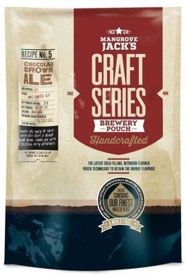Mangrove Jack's Craft Series Choc Brown Ale Pouch - 2.2kg