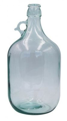 5L Glass Jar / Carboy  with Mecanicco swing lid