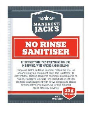 Mangrove Jack's 'No Rinse' Sanitiser 25g