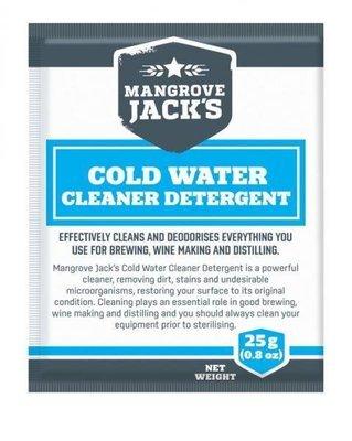 Mangrove Jack's ECD Cold Water Cleaner/Detergent Sachet 25gm