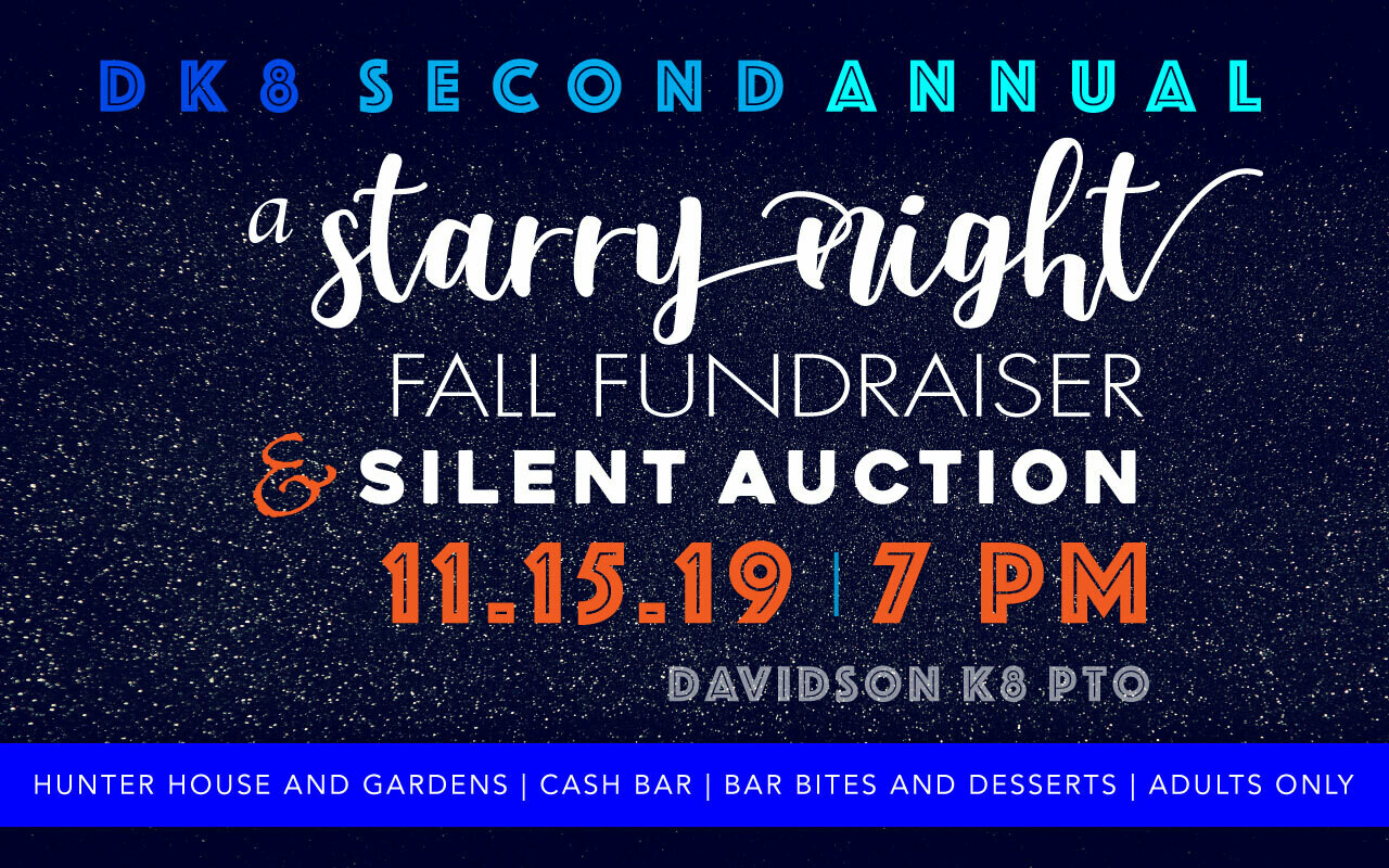 Teacher Ticket  - A Starry Night Fall Fundraiser & Silent Auction