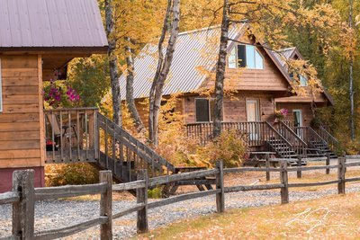 Cozy Fall Cottage